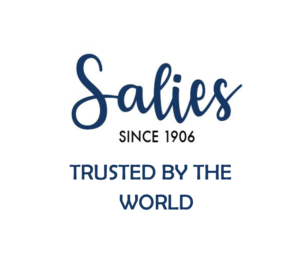 salies jewellery trusted by the world