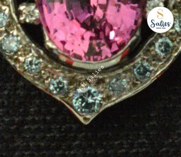 Salies bespoke necklace