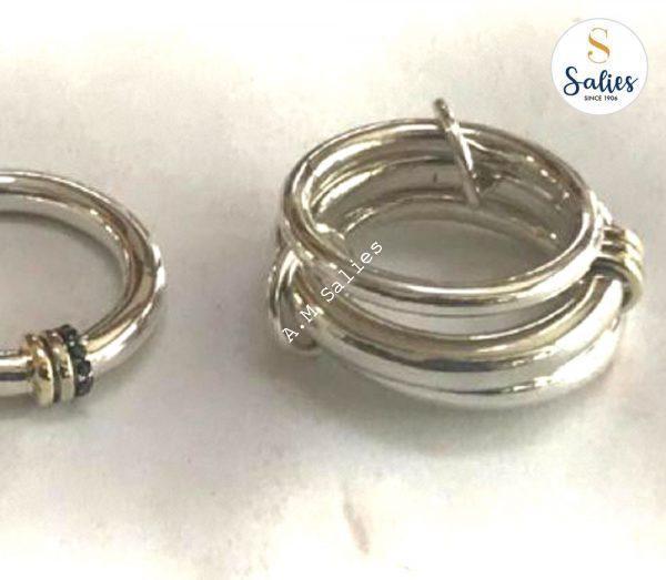 silver-rings
