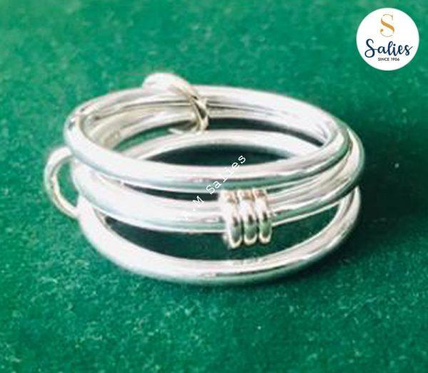 Gold and Silver bands